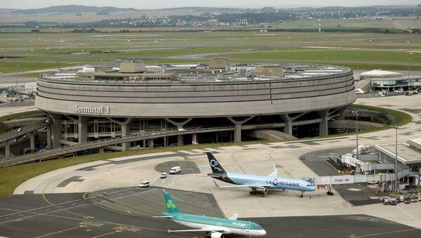 L'aéroport Paris-Roissy Charles de Gaulle, 2014 - Sputnik France