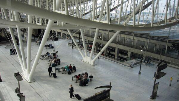 L'aéroport Paris-Roissy Charles de Gaulle (image d'illustration) - Sputnik France