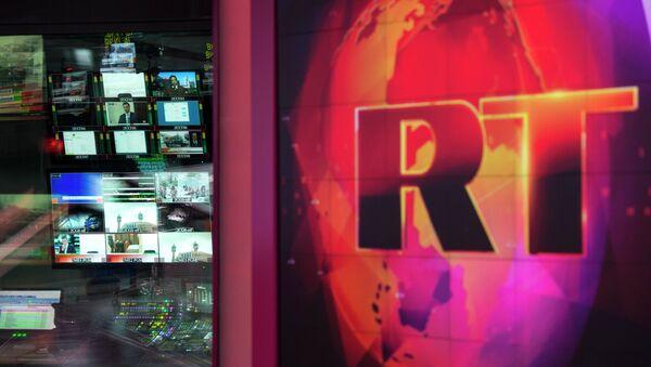 Телеканал Russia Today - Sputnik France