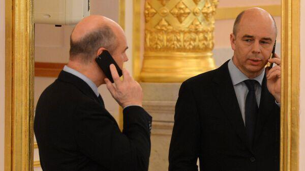 Le ministre russe des Finances Anton Silouanov. Archive photo - Sputnik France