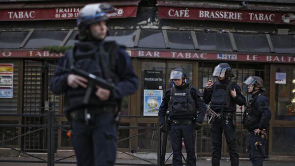Saint-Denis: assaut policier en cours dans le cadre de l'enquête sur les attentats - Sputnik France