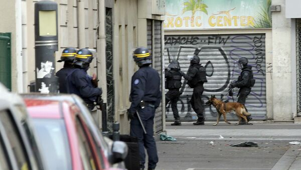 assaut à Saint-Denis - Sputnik France
