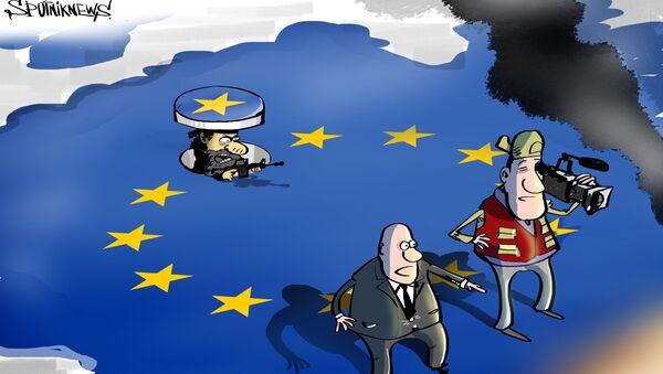Extension du domaine du conflit - Sputnik France