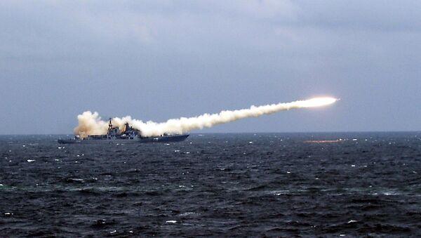 Tir d'un missile surface-air - Sputnik France