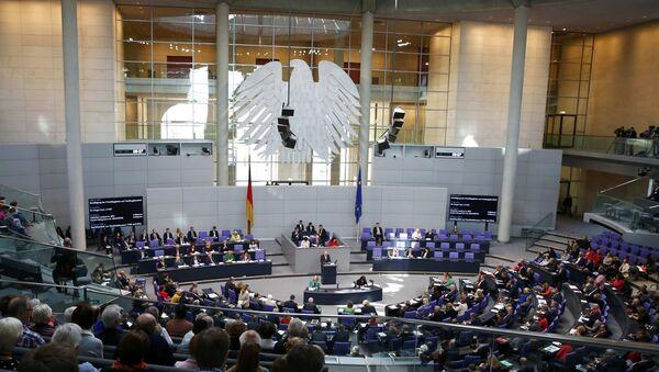 Une réunion au Bundestag - Sputnik France