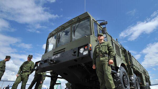 Le système de missiles balistiques Iskander-M - Sputnik France