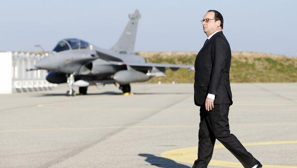French President Francois Hollande - Sputnik France