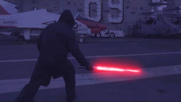 Quand l'US Navy parodie Star Wars - Sputnik France