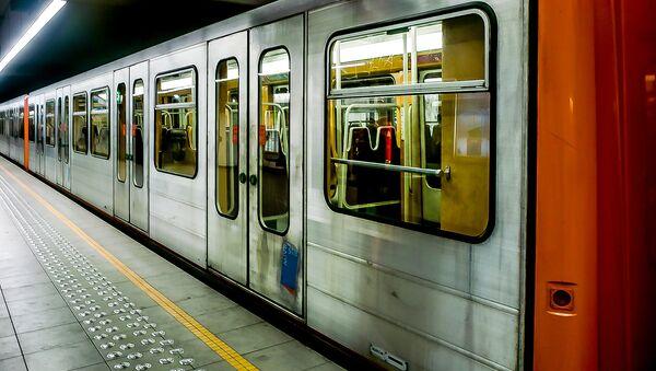 métro Bruxelles - Sputnik France