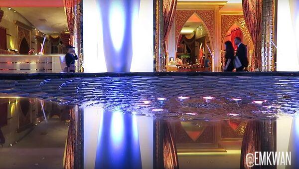 L'hôtel le plus luxueux du monde - Sputnik France