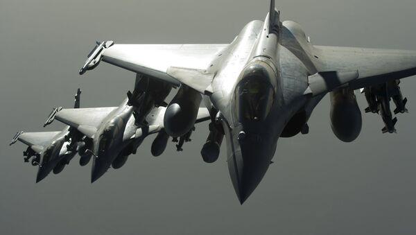 Dassault Rafale - Sputnik France