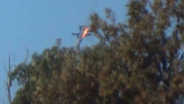 Chute du Su-24 russe abattu par la Turquie - Sputnik France