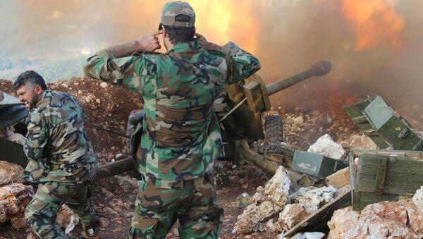 Les milices syriennes reprennent une ville stratégique - Sputnik France