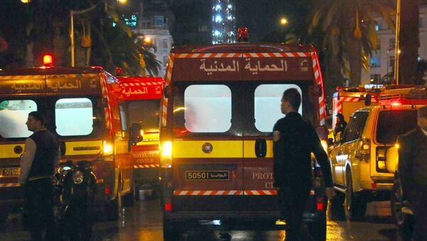 Police tunisienne - Sputnik France