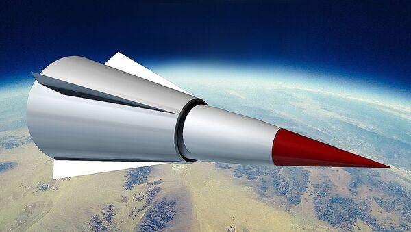 Concept de l'engin hypersonique chinois Wu-14 - Sputnik France
