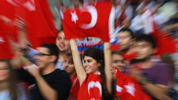 Supporters turcs - Sputnik France