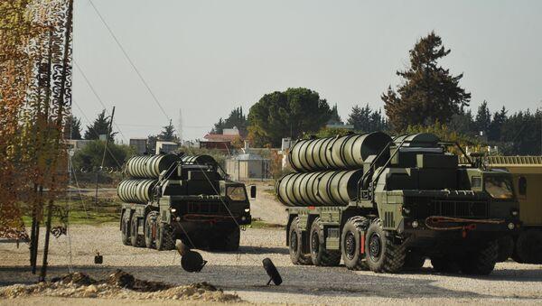 Missiles russes S-400 en Syrie - Sputnik France