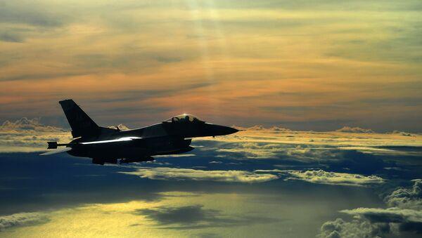Des F-16 de l'armée de l'air turque - Sputnik France