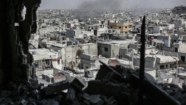 Syrie, Homs - Sputnik France