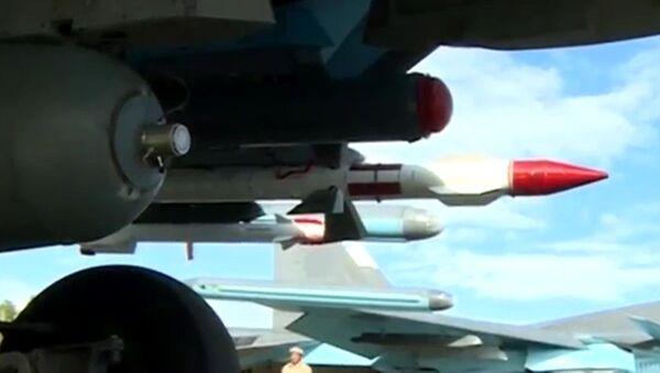 En Syrie, les Su-34 russes prêts à affronter une menace venue du ciel - Sputnik France