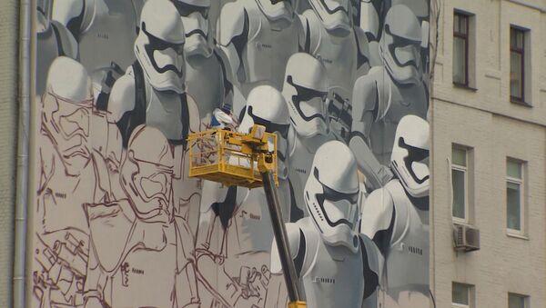 Les soldats de Star Wars débarquent à Moscou - Sputnik France