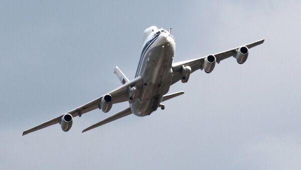 Un Iliouchine Il-80 - Sputnik France