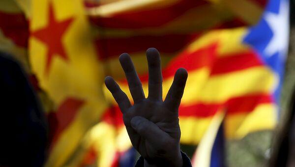 Espagne: la Cour constitutionnelle annule la résolution du parlement catalan - Sputnik France