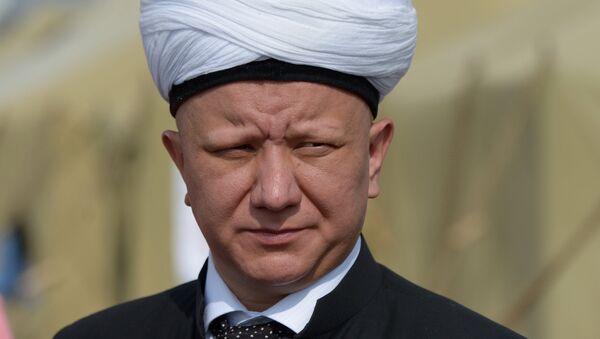 Le mufti de Moscou et de la région centrale Albir Krganov - Sputnik France