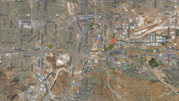 1300 South Waterman Avenue à San Bernardino (Californie) - Sputnik France