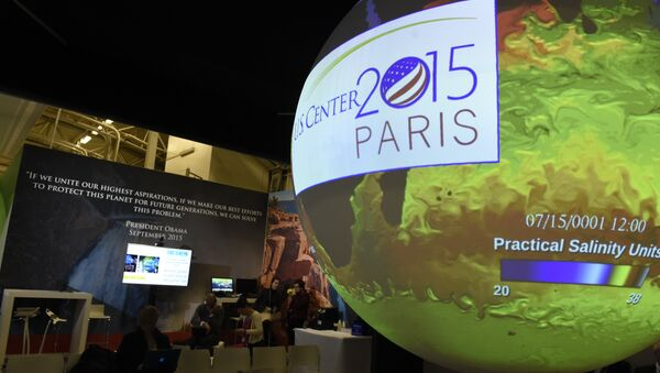 COP21 - Sputnik France