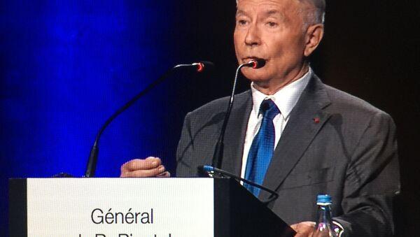 Le général Jean-Bernard Pinatel - Sputnik France