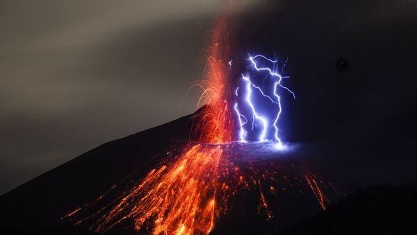 Volcan Sakurajima - Sputnik France