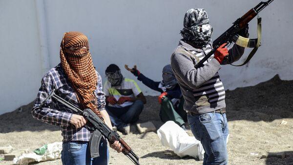 Des combattants du PKK - Sputnik France