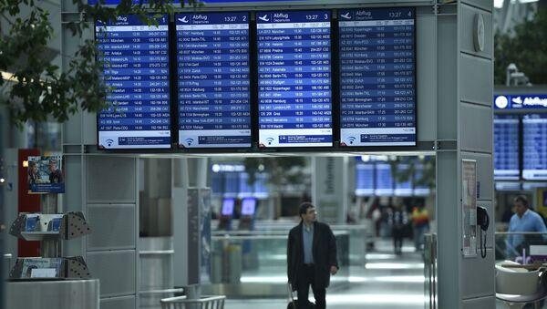 Aéroport international de Düsseldorf - Sputnik France