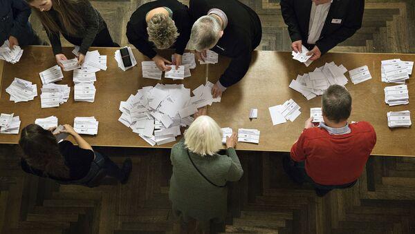 Référendum au Danemark. - Sputnik France