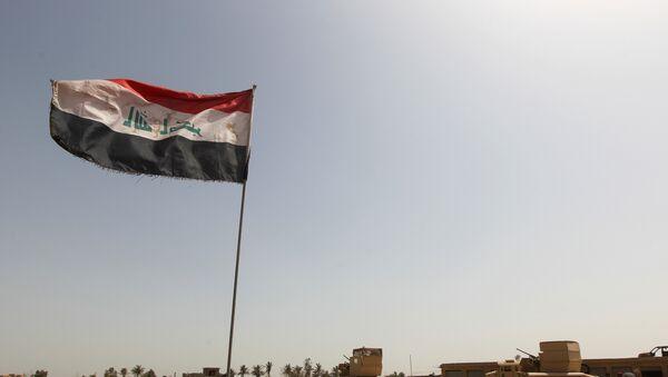 Drapeau irakien - Sputnik France