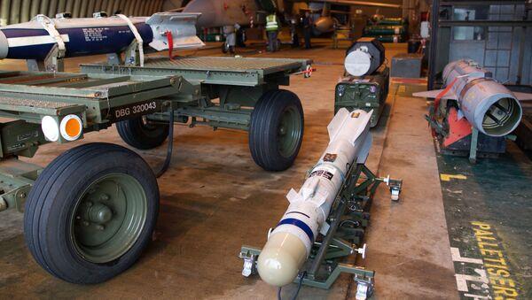 La base aérienne de Marham à Norfolk - Sputnik France