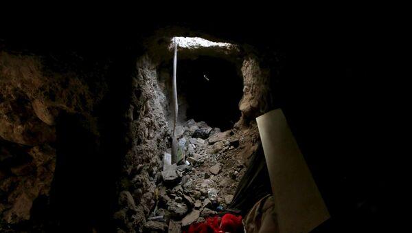 Un tunnel - Sputnik France