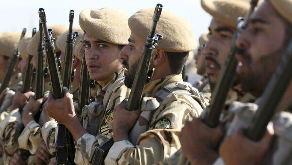 Soldats iraniens - Sputnik France