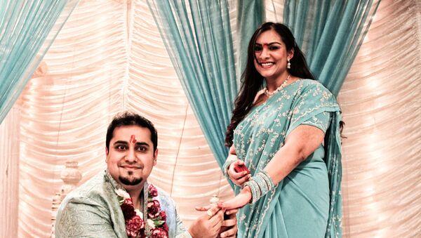 Mariage indien - Sputnik France