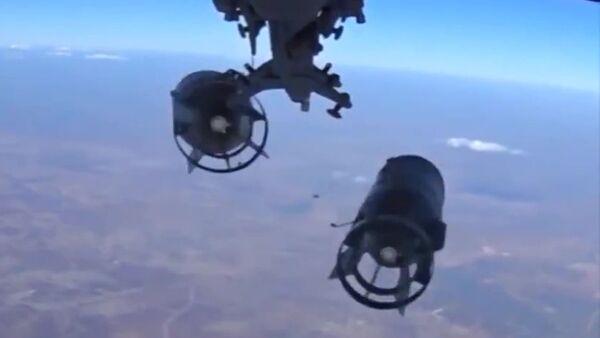 Bombes aériennes - Sputnik France