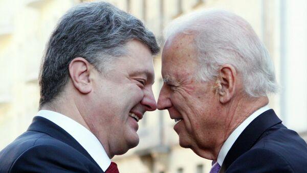 Kiev-Washington - Sputnik France