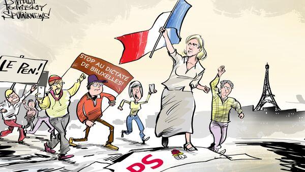 Elections régionales: quid du principe de la Révolution française? - Sputnik France