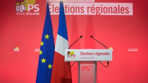 Régionales-Désistements massifs pour le PS dans l'Est - Sputnik France