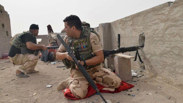 Iraqi security forces - Sputnik France