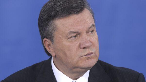 Viktor Ianoukovitch veut revenir en politique - Sputnik France