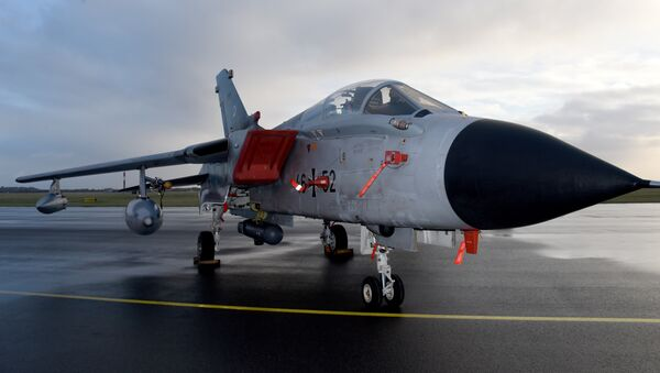avion Tornado , Force aérienne allemande - Sputnik France