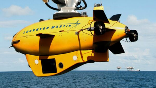drone sous-marin Lockheed Martin Corporation - Sputnik France