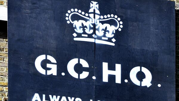 GCHQ: Always Listening to our Customers poster - Sputnik France