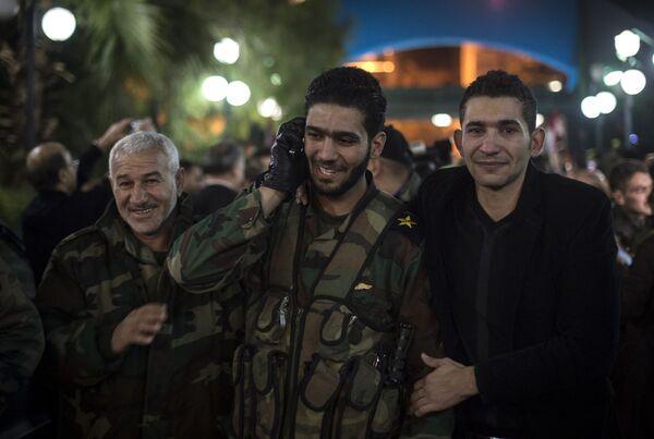 Syrie: libération de la base de Kweiris après deux ans de siège - Sputnik France